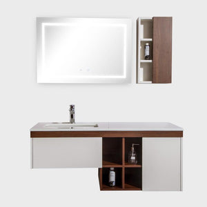 "DAX-810648A / 48"" SINGLE VANITY CABINET SET"