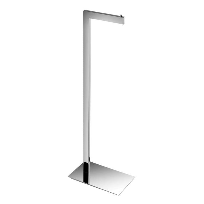 BT - ACCESSORIES A40 Square / Round Free Standing Paper Holder & Towel Rack
