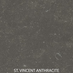 "SLAB-50564-ANNAT / APAVISA Slab St.Vincent Anthracite Natural 64""x128""x1/2""."