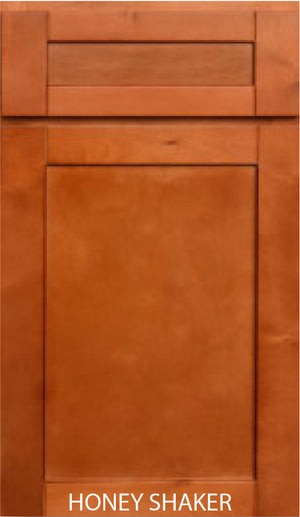 Wall (Frosted) Glass Cabinet Door 27W x 42H
