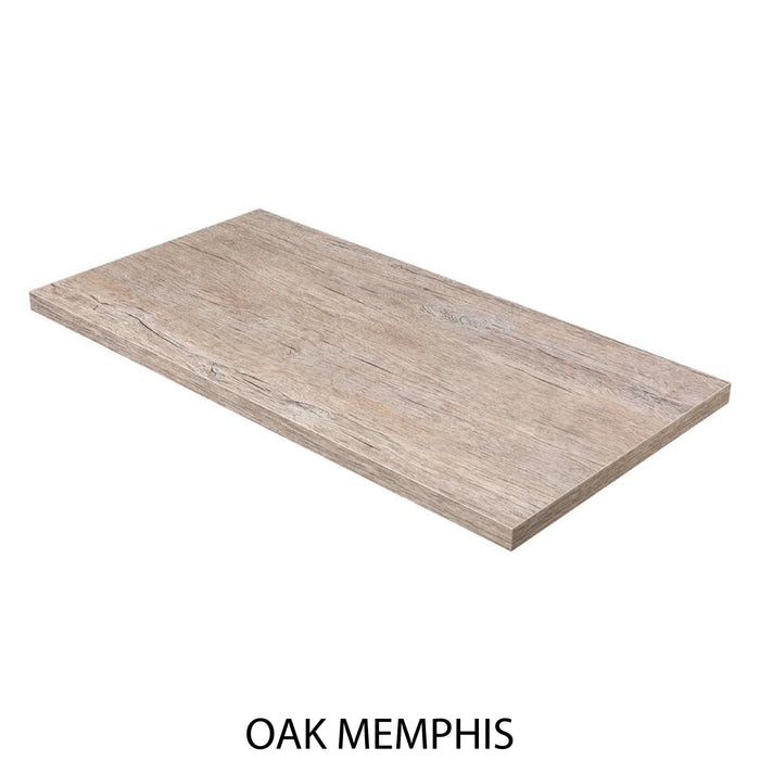 "DAS0090400 - 36"" WOOD FINISH TOP, DECK MOUNT, OAK MEMPHIS, 'OHANA"