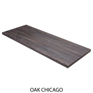 "DAS0120400 48"" WOOD FINISH TOP, DECK MOUNT, OAK MEMPHIS, 'OHANA"