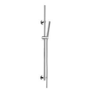 DAX-9516 / DAX HAND SHOWER HEAD WITH ROUND ADJUSTABLE SLIDE BAR, STAINLESS STEEL BODY, CHROME FINISH, 23-5/8 X 2-3/8 INCHES