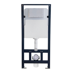 DAX-BSN-CL17010 / DAX RECTANGLE TOILET CONCEALED CISTERN, WALL MOUNT, COMPATIBLE WITH BSN-CL11025 BSN-CL-11002A, 19-15/16 X 45-1/16 INCHES