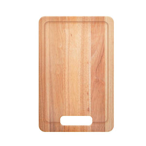 DAX-CUTTING-BOARD / DAX KITCHEN CUTTING BOARD, WOOD BODY, WOOD FINISH, 16-3/4 X 10-1/2 X 1 INCHES