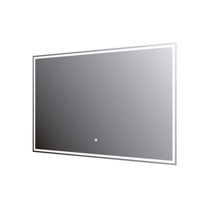 DAX-DL75 / DAX LED BACKLIT BATHROOM VANITY MIRROR WITH TOUCH SENSOR, 110 V, 50-60HZ