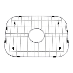 DAX-GRID-2317 / DAX GRID FOR KITCHEN SINK, STAINLESS STEEL BODY, CHROME FINISH, COMPATIBLE WITH DAX-2317, 19 X 14 INCHES