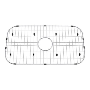 DAX-GRID-3018 / DAX GRID FOR KITCHEN SINK, STAINLESS STEEL BODY, CHROME FINISH, COMPATIBLE WITH DAX-3018, 28-1/4 X 17-1/4 INCHES