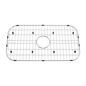 DAX-GRID-OM3323 / DAX GRID FOR KITCHEN SINK, STAINLESS STEEL BODY, CHROME FINISH, COMPATIBLE WITH DAX-OM3323, 27-3/4 X 14-1/4 INCHES