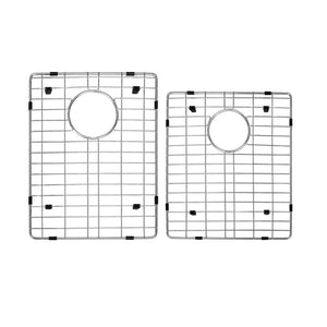 DAX-GRID-SQ3120 / DAX GRID FOR KITCHEN SINK, STAINLESS STEEL BODY, CHROME FINISH, COMPATIBLE WITH DAX-SQ-3120, 17-3/4 X 13-1/2 INCHES
