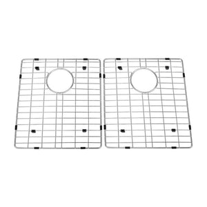 DAX-GRID-SQ3320F / DAX GRID FOR KITCHEN SINK, STAINLESS STEEL BODY, CHROME FINISH, COMPATIBLE WITH DAX-SQ-3320F, 15-3/4 X 14-1/4 INCHES