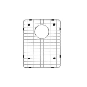 DAX-GRID-SQ1920 / DAX GRID FOR KITCHEN SINK, STAINLESS STEEL BODY, CHROME FINISH, COMPATIBLE WITH DAX-SQ-1920, 17-3/4 X 16-3/4 INCHES
