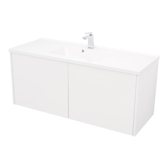 "DSP2120100 - 48"" SINGLE VANITY CABINET, WALL MOUNT, 2 DOORS, ZEN"