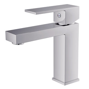 BT - BATHROOM FAUCETS Milan Single Hole Mount Bathroom Vanity Faucet