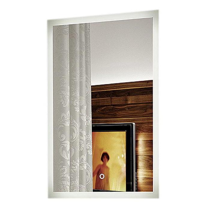 "BT - MIRRORS Led Bathroom Mirror Wall Mounted 24"" - 72"""