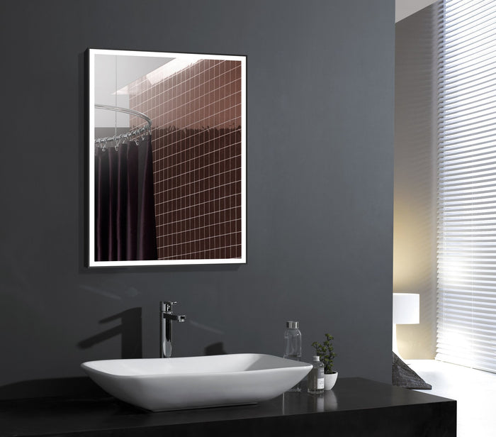 "BT - MIRRORS  Led Wall Mounted Bathroom Mirror 24"" - 60"""