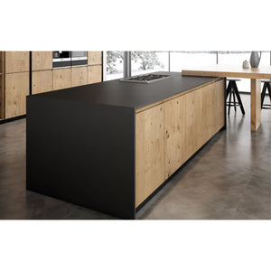 "SLAB-50565-BLNAT / APAVISA Slab Super Black Natural 64""x128""x1/2""."