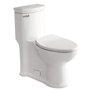 BT TOILETS - Eago 364 Single Flush Elongated One Piece Toilet