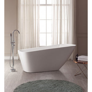 AV-FIXTURES/ Rain Acrylic Rectangular Bathtub