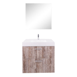 BT - VANITY / SUNRISE Free Standing Modern Bathroom Vanity Set