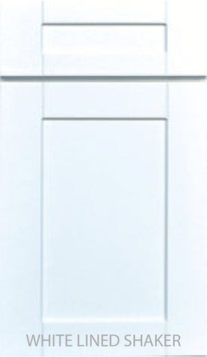 Wall Glass Cabinet Door 21W x 30H