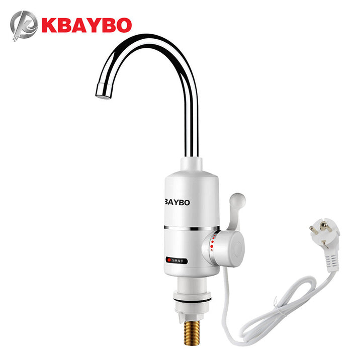 Free shipping water heater Bathroom faucet Kitchen Faucet water heater tap One second that is out of hot water Armor A-075