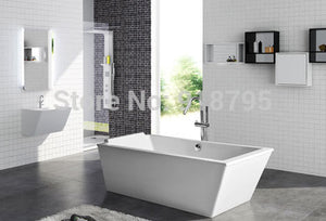 fiber glass+Acrylic bathtub freestanding tub indoor spa RS6533