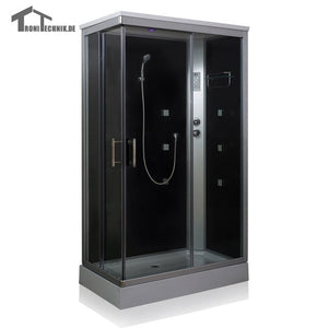 70X120CM NO Steam Left Head Bluetooth Cabin Room Cubicle Enclosure Bath Shower bath douche Bathroom Jett Massage A700/1200L