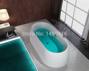 71' Sea Shipping freestanding bathtub and acrylic +ABS composite board soaking Hot tub W8002