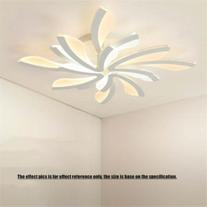 Acrylic Modern 8 Heads LED Ceiling Lights for Living Room Bedroom Dining Room Home Decor Ceiling Lamp Lighting Light Fixtures