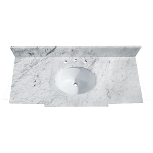 AV - FIXTURES / WINDSOR 49 in. Stone Vanity Top