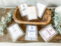 Set of 6 Signature Posture Decor Scents