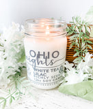 Ohio Nights | White Tea & Lilac