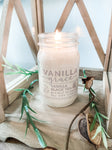 Vanilla Grace | Vanilla & Black Tea