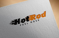 Hot Rod fuel hose logo