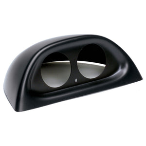 Autometer 94-04 Ford Mustang 52mm Black Dual Dash Pod