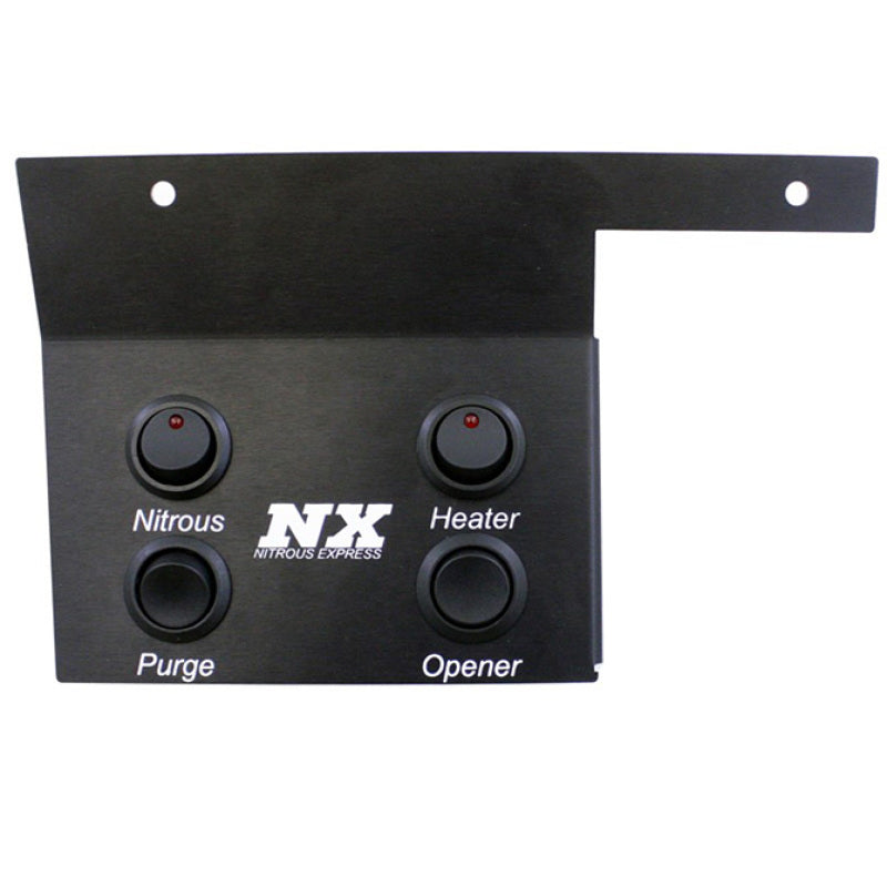 Nitrous Express 08-09 Pontiac G8 Custom Switch Panel