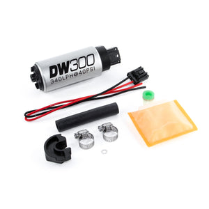 DeatschWerks 320 LPH In-Tank Fuel Pump w/ 89-94 Nissan 240SX Set Up Kit