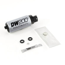 Load image into Gallery viewer, DeatschWerks 255 LPH In-Tank Fuel Pump w/ 06-11 Honda Civic (Exc Si) Set Up Kit