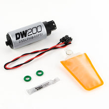 Load image into Gallery viewer, DeatschWerks 255 LPH In-Tank Fuel Pump w/ 05-10 Scion tc Set Up Kit