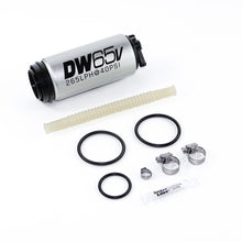 Load image into Gallery viewer, DeatschWerks DW65v Series 265 LPH Compact In-Tank Fuel Pump w/ VW/Audi 1.8T FWD Set Up Kit