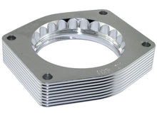 Load image into Gallery viewer, aFe Silver Bullet Throttle Body Spacers TBS GM Trucks & SUVs 07-11 V8-4.8/5.3/6.2L (GMT900)