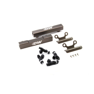 DeatschWerks 02+ Subaru WRX / 07+ STI/LGT Top Feed Fuel Rail Upgrade Kit w/ 1000cc Injectors