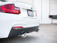 Load image into Gallery viewer, aFe MACHForce XP 3in to 2.5in 304 SS Cat-Back Exhaust w/ Polished Tips 14-16 BMW M235i