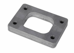 Vibrant T25/T28/GT25 Turbo Inlet Flange Mild Steel 1/2in Thick (Tapped Holes)
