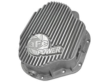 Load image into Gallery viewer, afe Rear Differential Cover (Raw; Street Series); Dodge Diesel Trucks 94-02 L6-5.9L (td)