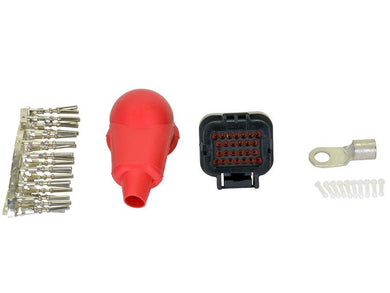 AEM EV Plug & Pin Kit for PDU-8 - Hot Rod fuel hose by One Guy Garage