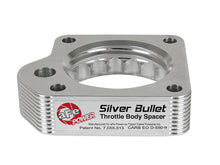 Load image into Gallery viewer, aFe Silver Bullet Throttle Body Spacers TBS Ford Ranger/Explorer 90-01 V6-4.0L