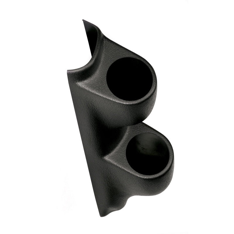 Autometer 89-94 Nissan 240SX 52mm Black Dual Gauge Pod