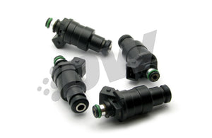 DeatschWerks 95-99 DSM 4G63 Low Z 550CC Top Feed Injectors